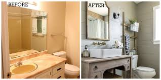 Diy Bathroom Remodel by One Of The Most Beautiful Diy Bathroom Renovations Ever Bathroom