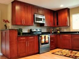Kitchen Pictures Cherry Cabinets Popular Kitchen Colors With Cherry Cabinets My Home Design Journey
