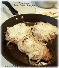 watching what i eat oklahoma fried onion burger a depression