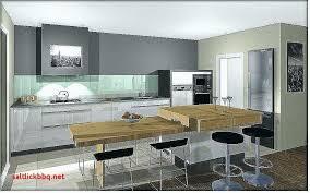 idees de cuisine ilot central cuisine avec table nouveau cuisine avec table centrale