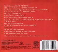 christmas cds elvis christmas cd releases 2008 elvis information network