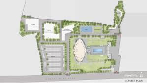 Amphitheater Floor Plan by Iskcon Temple
