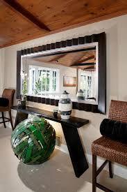 Mirror Living Room Tables Furniture Beautiful Ideas In Decorating Using Big Mirrors