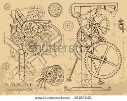retro wheels set download free vector art stock graphics u0026 images