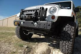 Alpha A T C2 S Jeep Wrangler Front Bumper