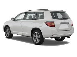 toyota trucks and suvs 2008 toyota highlander new and future cars trucks and suvs