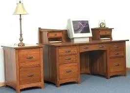 Desk With File Cabinet Diy Filing Cabinet Desk Lateral File Cabinet For L Shaped Desks