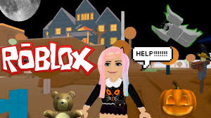 roblox haunted mansion halloween roleplay halloween games for