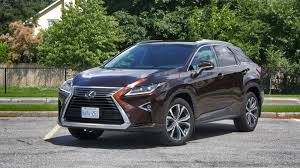 lexus hybrid 2016 2016 lexus rx 350 test drive review