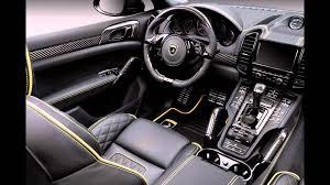 Porsche Cayenne Manual Transmission - 2016 porsche cayenne interior youtube