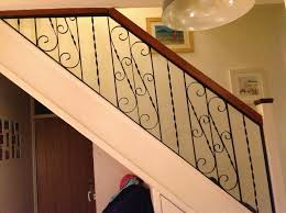 Fitting Banister Spindles Replace Banister Handrail And Spindles 2 2m Staircase