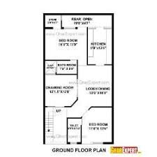 square feet into gaj 50 gaj area house layout plan gharexpert com plan pinterest