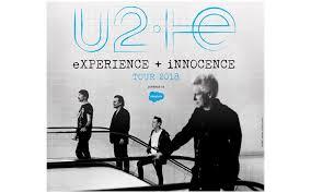 u2 fan club vip access u2 experience innocence tour 2018 june 5 2018 at 8 pm bell