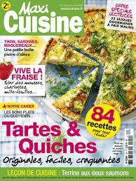 gourmand magazine cuisine abonnement magazine maxi cuisine abobauer com