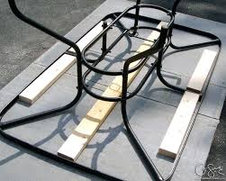 patio table base ideas patio table base table bases wood metal pedestal table bases for the