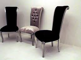 Purple Chair Uk Black Velvet Dining Room Chairs Indiepretty