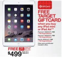 ipad prices on black friday best black friday deals on ipad u0026 ipad mini