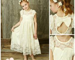 flower dress flower lace dresses country lace
