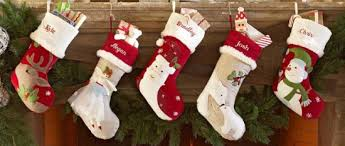 christmas stockings sale pottery barn woodland christmas stockings just 22 and free shipping