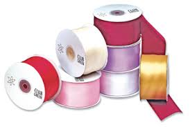 cake ribbon 50mm sided satin cake ribbon 50mm sided satin cake