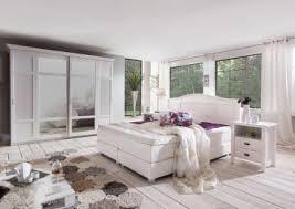 schlafzimmer set weiss premium bett casal 200x200cm im landhausstil in pinie weiß