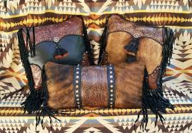 Cowhide Uses Brown U0026 Black Pillows With Hair On Cowhide Youtube