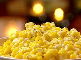 creamed corn food network recipe the neelys food network
