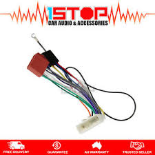 iso wiring harness for nissan xtrail x trail t31 t32 07 14 cable