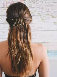best bobby pins 15 easy bobby pin hairstyles that are actually pretty