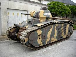 renault char d1 with st2 turret in 1936 tanks pinterest