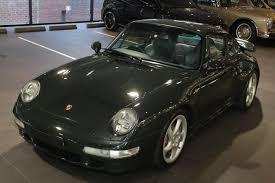 british racing green porsche 1995 my96 porsche 911 993 turbo