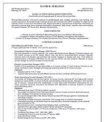 key account template cover letter sle resume for account manager sle resume for