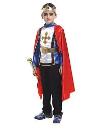 Youth Boys Halloween Costumes Cool Halloween Costume King Costumes King Cosplay Costume Boys