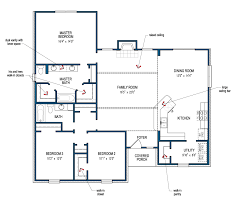 Tilson Homes Floor Plans | floor plan of the carlton iii informal by tilson homes tilsonhomes