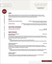 Resume Examples For Any Job by Best Resume Template Http Www Resumecareer Info Best Resume