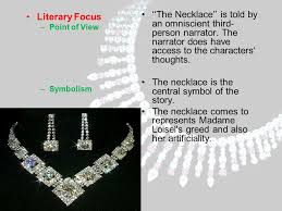necklace story images The necklace ppt video online download jpg