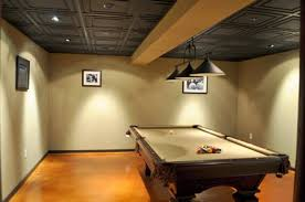 basement ceiling tile systems