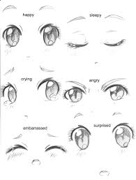 johnnybro u0027s how to draw manga drawing manga eyes part ii again