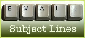 Email Subject When Sending Resume Subject Lines For Job Search Emails