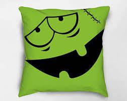 halloween throw pillow spooky gifts spooky pillow
