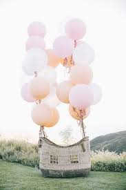 hot air balloon centerpiece awesome balloon decorations 2017