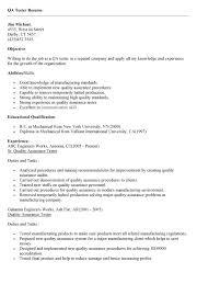 sle cv for quality assurance resume cover letter for qa quality assurance manager cover letter 2