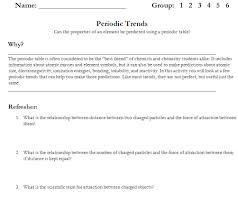 periodic trends pogil desired student responses docx betterlesson