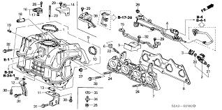2003 honda civic ex parts 16450 pld 003 genuine honda injector assy fuel keihin