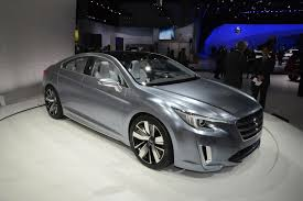 subaru legacy stance 2015 subaru legacy concept live photos and video from l a