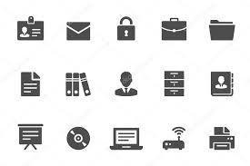 telecharger icone bureau icône de bureau noir image vectorielle wasiliyg 103949102