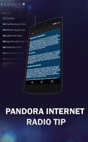 pandora patcher apk free pandora radio tips apk free entertainment app for