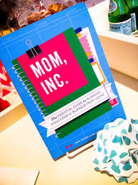 graphic design business from home savvy in san francisco cat seto mom inc book launch party