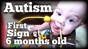 Clothing For Children With Autism Autism First Sign At 6 Months Old Youtube