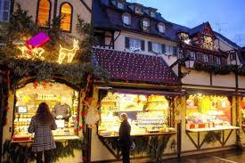 Colmar France Colmar Christmas Market French Moments